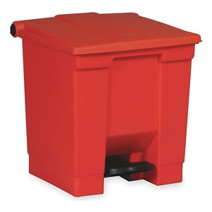 Rubbermaid FG614600RED