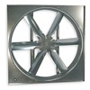 Dayton 7CC33 Supply Fan, 36 In, Volts 208-230/440