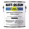 Rust-Oleum 3186402 3100 Acrylic Enamel, Navy Gray, 1 gal.