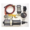 Dayton 1DMP4 Electric Winch, Wire, Planetary Gear