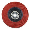 3M 61199 Arbor Mount Flap Disc, 7in, 40, Coarse
