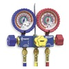 Imperial 718-CC Manifold Gauge and Hose Set, Quick Charge