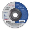 United Abrasives-Sait 20084 Depressed Center Wheel, T27, 7x1/4x7/8, CA