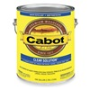 Cabot 140.0003000.007 Translucent Coating Natural, Flat, 1gal