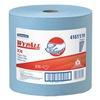 Wypall 41611 Wypall Wiper Rolls, 870 ft. L, Blue