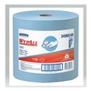 Wypall 34965 Wypall Wiper Rolls, 1228 ft. L, Blue