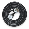 Power First 4HDX3 Power Cord, STW, 125/250V, 50A, 50 Ft