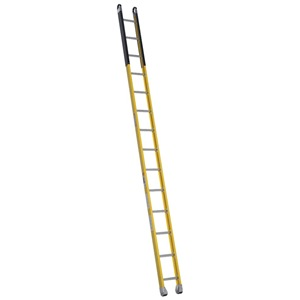 Werner Manhole Ladder, 14 ft.H, Fiberglass at Sears.com