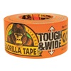 Gorilla Glue 6003001 Duct Tape, 17 Mil, 2.88 In x 30 yd, Black