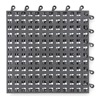 Wearwell 564.78x18x18CH-CS10 Ergonomic FloorTile, Open Grid, 18x18, Pk10