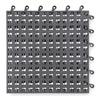 Wearwell 564.78x18x18CH-CS10 Ergonomic FloorTile, Open Grid, 18x18, Pk10