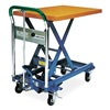 Dandy Lift L-250 Scissor Lift Cart, 550 lb., Steel, Fixed