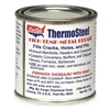 Blue Magic 8024 Metal Repair, High Temp, Dark Gray, 24 Oz