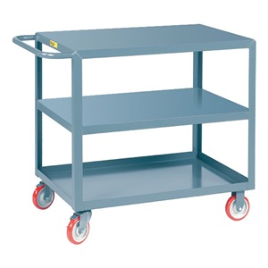 Little Giant Utility Cart, St, 42 x 24 In, 1200 lb. Cap. at Sears.com