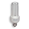 Lumapro 5YR84 Screw-In CFL, 20W, T4, Medium
