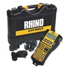 Dymo Rhino 5200 Label Printer Kit, Yellow, Thermal