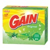 Gain PGC 84910 Powder Laundry Detergent, 20 oz., PK 3