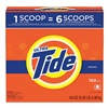 Tide PGC 85004 Powder Laundry Dtrgnt, 169 oz, Orgnl, PK 2