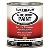 Rust-Oleum 253501 Auto Body Paint, Champ. White, 1 Qt.