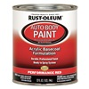Rust-Oleum 253502 Auto Body Paint, Perm. Red, 1 Qt.
