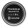 Hobbs 085098 43 Hour Meter, DC Quartz