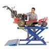 Bishamon LX-100W Scissor Lift Table, 2200 lb., 230V, 3 Phase