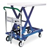 Dandy Lift A-800 Scissor Lift Cart, 1760 lb., Steel, Fixed