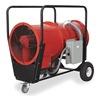 Qmark SDH6043 Electric Air Heater, Fan Forced, 480V, 60