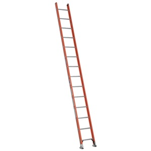 Werner Ladder, 14 ft.H, 19 In. W, Fiberglass at Sears.com