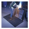 Wearwell 447.916x3x10BK Welding Mat, 3 x 10 Ft, 9/16 In Thick