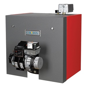 CROWN BOILER CO. Three Pass Hot Water Boiler, Oil, 26 In. H at Sears.com