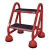 Cotterman ST-220 A2 C6 P5 Rolling Ladder, Platform 18 In. H