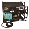 MI-T-M GH-4005-0MDK Hot Water Pressure Washer, Diesel, 4000PSI