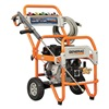 Generac 5995 Gas Pressure Washer, Cold Water, 3300 PSI