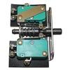 Honeywell 4AC55 AC Door Switch, 15A, Push Rod Plunger