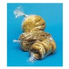 Approved Vendor 3CTX8 Gusseted Poly Bag, 12 In.L, 4 In.W, PK1000