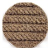 Andersen 22401760066070 Entrance Mat, In/Out, Khaki, 6 x 6 ft.