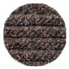 Andersen 22401750066070 EntranceMat, In/Out, Brown, 6x6 ft.