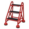 Approved Vendor ST-300 A2 C6 P5 Rolling Ladder, Platform 27 In. H