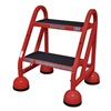 Approved Vendor ST-200 A2 C6 P5 Rolling Ladder, Platform 18 In. H