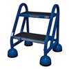 Cotterman ST-220 A2 C21 P5 Rolling Ladder, Platform 18 In. H