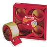 Scotch PSD2 Handheld Tape Dispenser Kit, 2 In., PK4