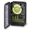 Intermatic T101R Timer, 24 Hour, 1 Pole, 110-125V