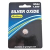 Approved Vendor 5U085 Button Cell Battery, 76, Silver Oxide, 1.5V