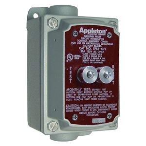 Appleton Electric EFS175A-GFI