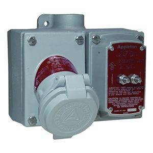 Appleton Electric EFS210A-2023GFI