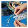 Brady WM-7 Wire Marker Sleeves, Vinyl