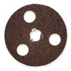 Norton 66261010447 Locking Disc, AlO, 4-1/2in, Crs, TP