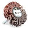 ARC Abrasives 11157 Flap Wheel, AO, 1x5/8x1/4 In Shank, 80G
