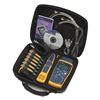 Fluke Networks CIQ-KIT Cable Tester Kit, Qualifier